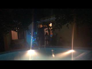 Уже хочется летнего вечера) Ирийский сад