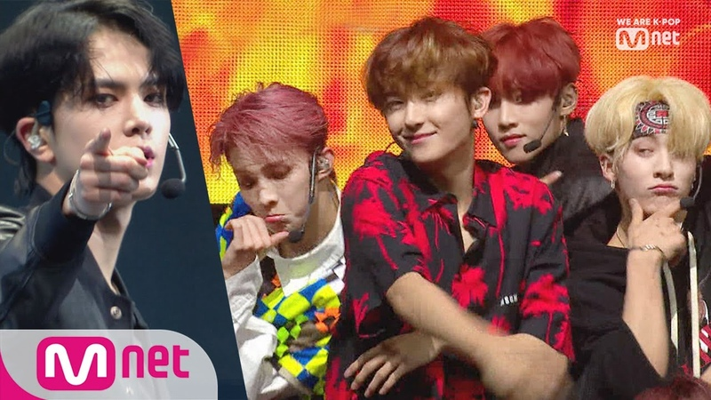 KCON 2019 NY THE BOYZ FIREㅣKCON 2019 NY × M COUNTDOWN
