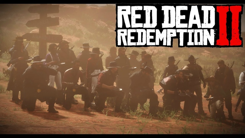 Red Dead Online - Zoobz's Excellent Walk Meet