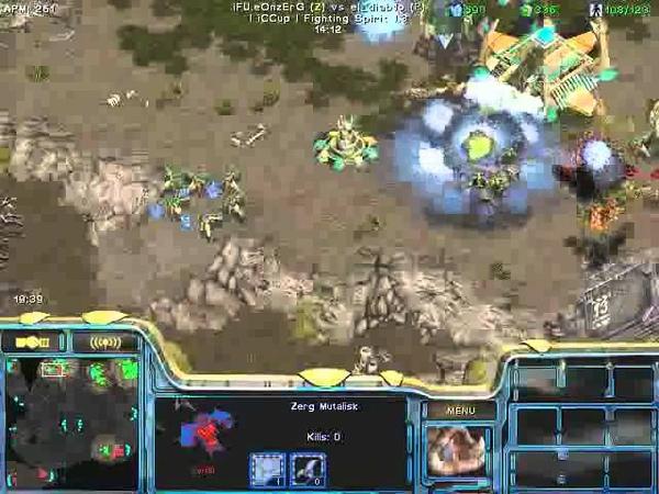 FPVOD REPS Tama vs iFU eOnzErG PvZ Game 4 Starcraft Brood War 2015