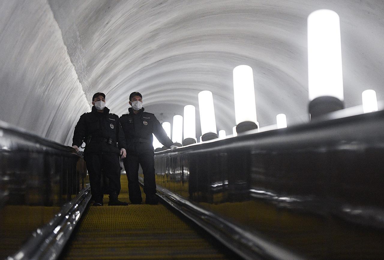 Раскрыта схема мошенничества московских полицейских в метро