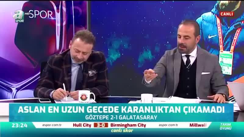Erman Toroğlu Hasan Şaş Ve Ümit Davala, Fatih Terim'e Yardımcı Olamaz Takım Oyunu 21.12.2019.mp4