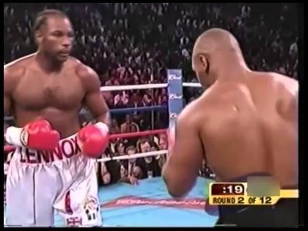 Mike Tyson vs Lennox Lewis (2002-06-08)