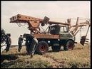 Unimog U 406 - Die vielseitige Zug- und Arbeitsmaschine