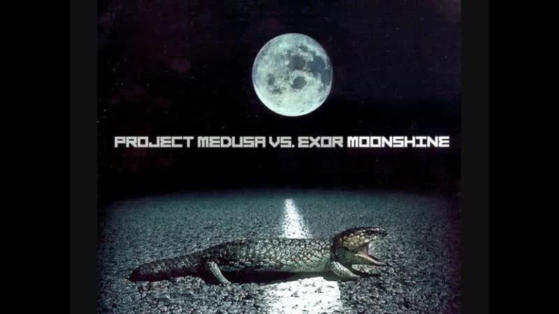 Project Medusa vs Exor Moonshine Maxi Single