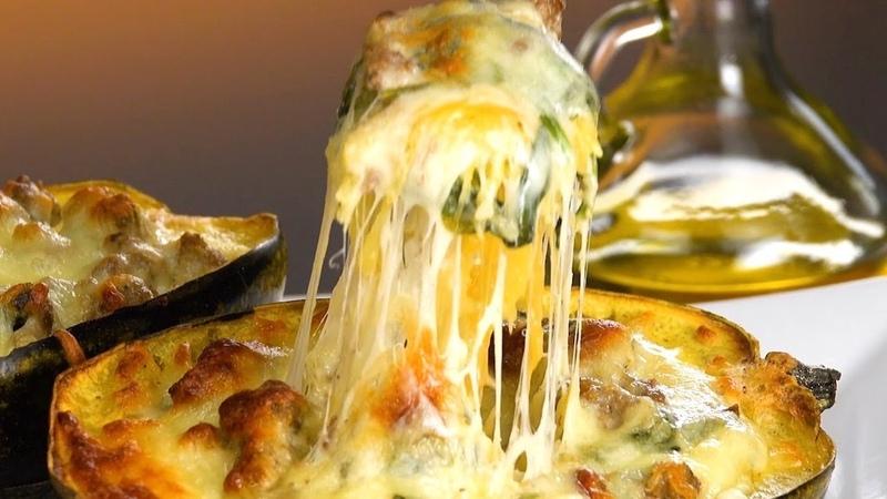 LS1909118 Spaghetti Kürbis aus dem Ofen%2F Youtube%2Fru yt Spaghetti Kürbis aus dem Ofen