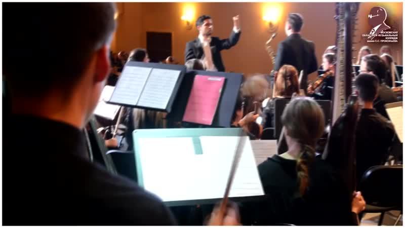С Плеханов Aria tristia для саксофона с оркестром
