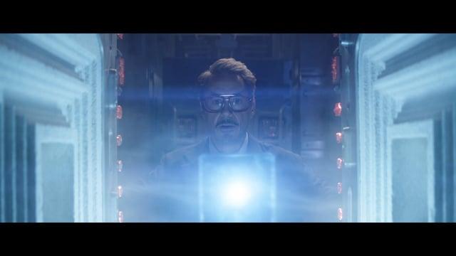 Avengers: Endgame with VFX Supervisor Simon Stanley-Clamp