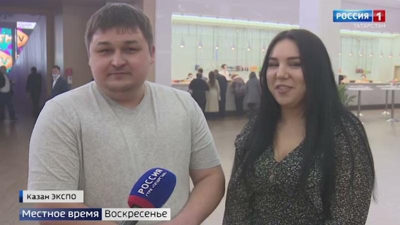 В концертном зале им Ильгама Шакирова состоялось вручение премии ТМТV