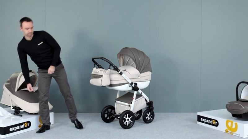 Wózek Dziecięcy Expander Mondo Ecco