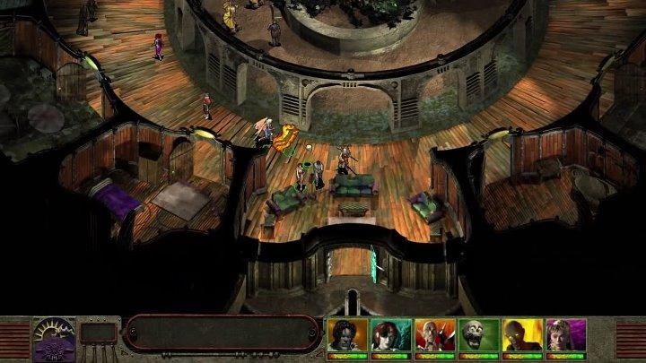 Компьютерная классика для консольных игроков новые видео из Baldur's Gate, Planescape Torment и Icewind Dale для PS4, Xbox One и Switch