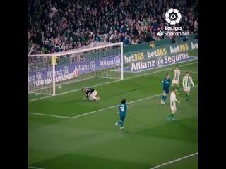 Бетис 3:5 Реал Мадрид