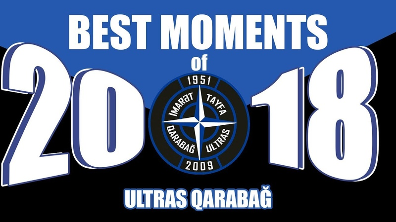 Ultras Qarabag \ Best moments of 2018 \ Imaret Tayfa