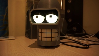 Pinder(Bender на Raspberry Pi Zero) Эпизод 11(что Бендер думает о голосовых помощниках)