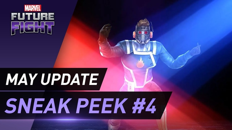[MARVEL Future Fight] May Update Sneak Peek 4