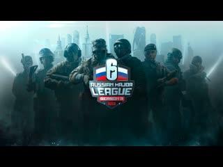 Russian major league s3| 7 неделя |1 день