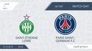Saint-Étienne Loire 2:7 Paris Saint-Germain F.C, 18 тур (Фр)