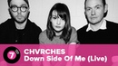 CHVRCHES | Down Side Of Me (Live) | 7-Inches For™ Planned Parenthood®