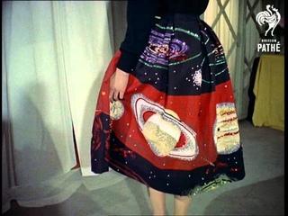 Teddy Tinling Holiday Fashions (1958)