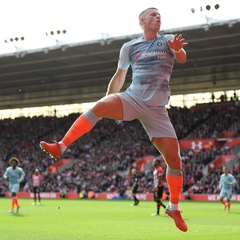 Chelsea FC on Instagram RossBarkley's first Chelsea goal came at St Mary's last year CFC Chelsea