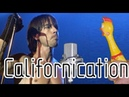 Red Hot Chili Peppers - Californication ( cover)