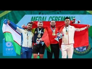 Арямнов | Чемпионат мира, Мужчины до 109 кг (Паттайя, Таиланд)