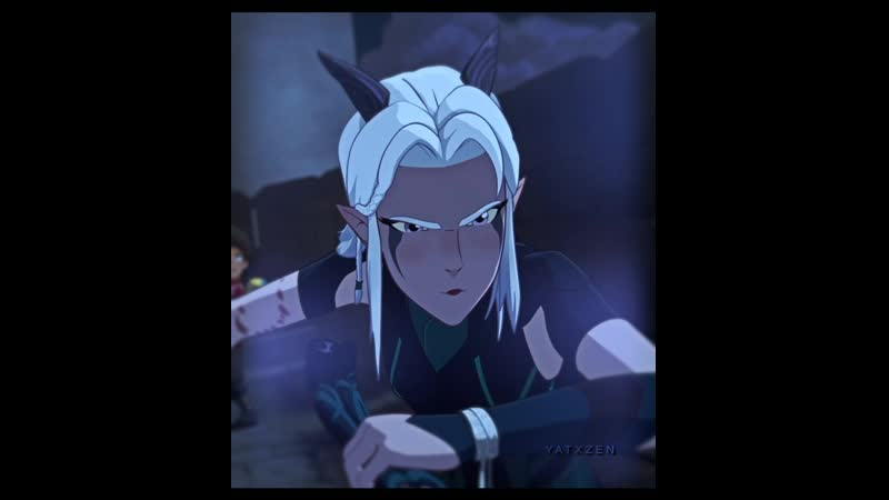 The dragon prince rayla edit vine