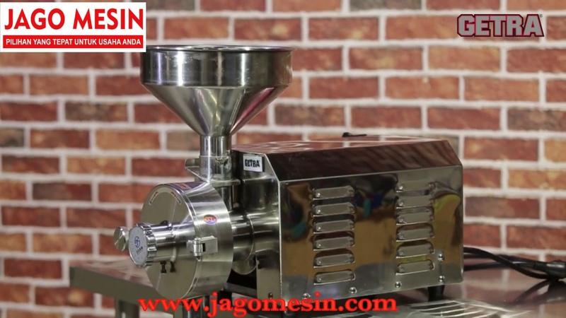 Mesin Penepung Disc Mill SY 2200 Mesin Disk mill Mesin Penepung TOKO JAGOMESIN