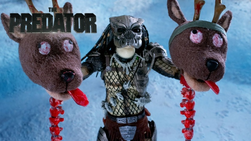The Predator Holiday Special 20th Century FOX