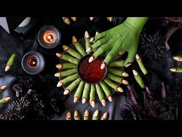 【食べると呪われる】魔女の指クッキー