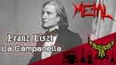 Franz Liszt La Campanella Intense Symphonic Metal Cover