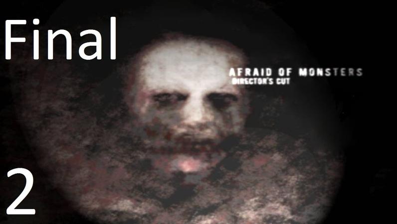 Afraid Of Monsters Director's Cut Прохождение Часть 2