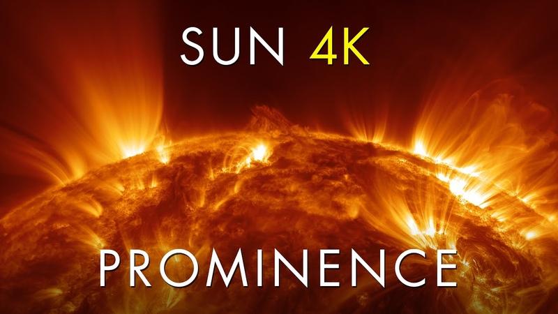 SUN 4k - Prominence