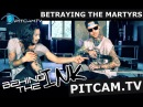 BETRAYING THE MARTYRS Behind The INK w Aaron Matts Victor Guillet Band Intern