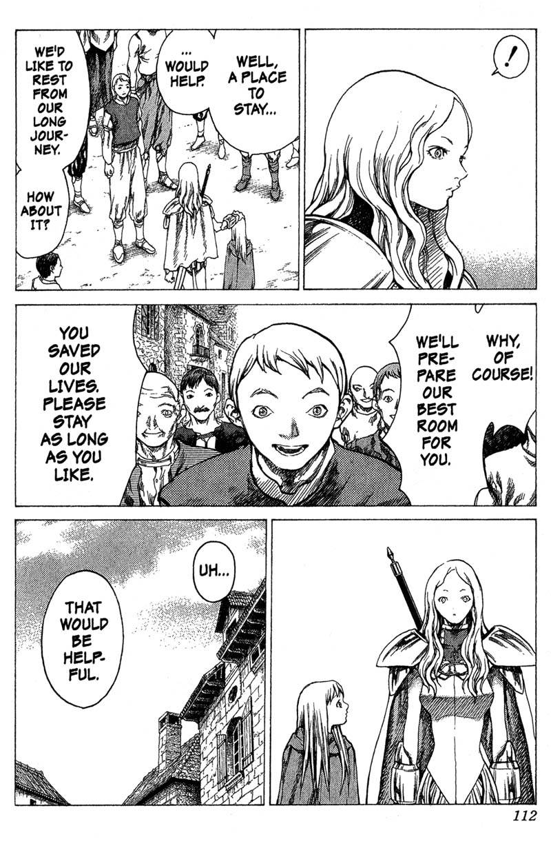 Claymore, Chapter 19, image #9