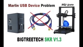 Marlin USB device, 🔄Проблема подключения 3д Принтера к ПК🔄