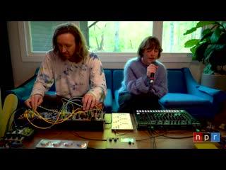 Sylvan Esso. Tiny Desk (Home) Concert