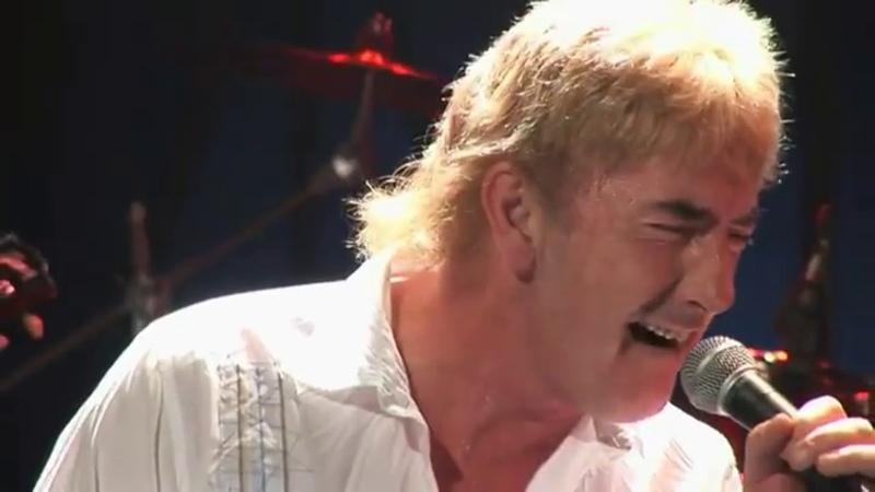 Ken Hensley Jonh Lawton Live Fire July Morning live in Hamburg