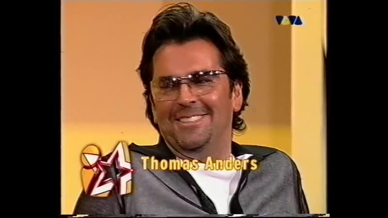 Modern Talking Interview VIVA Interaktiv 08 05 2002 ( Full HD ) _ Oliver Pocher