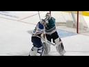 Мерзкий поступок Bennington, драка вратарей Bennington - Dubnyk и потасовка в конце в матча NHL