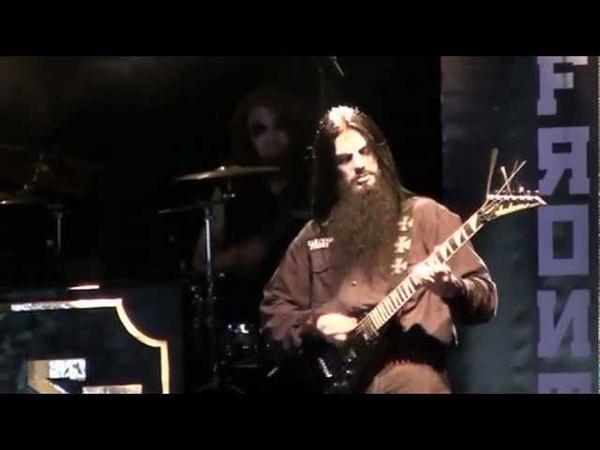 Eastern Front Live at Bloodstock Festival 2012 Black Metal England