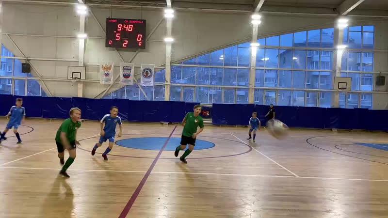 Пермский край ДЮК D11 2009 Гознак Закамск2