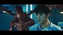Трейлер китайского фантастического боевика Инопланетный монстр Alien Monster, 2020