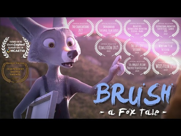 Brush A Fox Tale Animated Short Film
