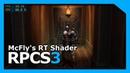 RPCS3 v0.0.8 | Vulkan | ReShade 4.5.3 | McFly's RT Shader | God of War 1 HD | 4