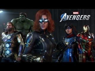 Мстители Marvel | Трейлер игрового процесса
