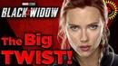Film Theory Exposing Black Widows's Big Twist Black Widow Trailer