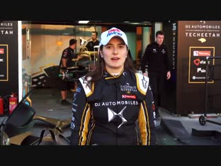 Well done to tatacalde, who was the fastest rookie female driver in todays testing abbformulae