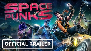 Space Punks - Official Reveal Trailer   IGN Summer of Gaming