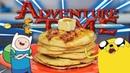 Блины с Беконом из Время Приключений | Bacon Pancakes from Adventure Time